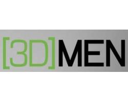 3D MEN Созданный на 100% для мужчин с ухаживающими 3D эффектами