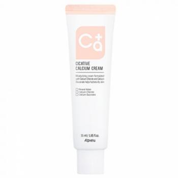 Увлажняющий крем с кальцием для лица A'PIEU Cicative Calcium Cream