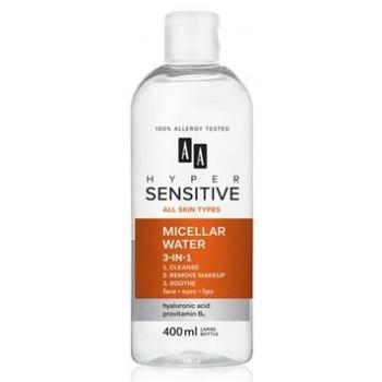Успокаивающая мицеллярная вода 3 в 1