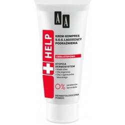 Успокаивающий и регенерирующий крем для проблемной кожи