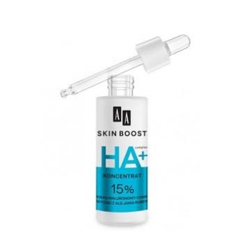 Косметическая сыворотка 15% HA+