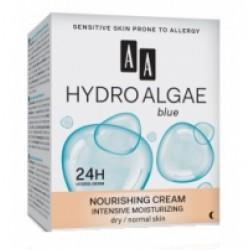 Питательный ночной крем для сухой и нормальной кожи