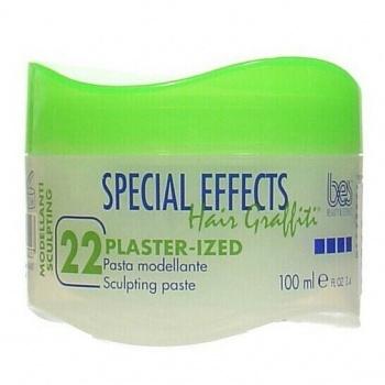 Моделирующая паста для толстых и жестких волос №22 Bes