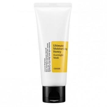 Увлажняющая ночная маска для лица Ultimate Moisturizing Honey Overnight Mask Cosrx