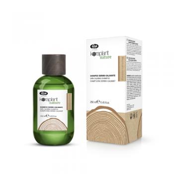 Успокаивающий шампунь для чувствительной кожи головы Keraplant Nature dermo-calming Lisap