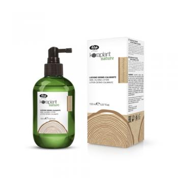 Успокаивающий лосьон для чувствительной кожи головы Keraplant Nature dermo-calming Lisap