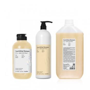 Шампунь питательный для сухих волос Back Bar Nourishing Shampoo №02