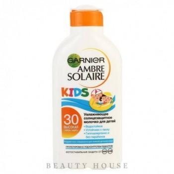 Молочко солнцезащитное детское spf 30 Garnier