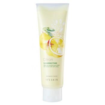 Пенка для умывания с экстрактом юдзу Citron Cleansing Foam It's Skin