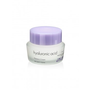 Увлажняющий крем для лица с гиалуроновой кислотой HYALURONIC ACID MOISTURE CREAM ITS SKIN
