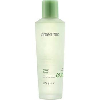 Увлажняющий тоник для лица Green Tea Watery Toner It's Skin