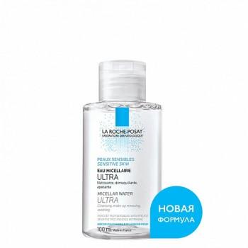 Мицеллярная вода для чувствительной кожи Ultra La Roche-Posay