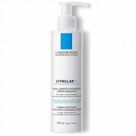 Крем-гель очищающий для лица  для проблемной кожи La Roche-Posay Effaclar H