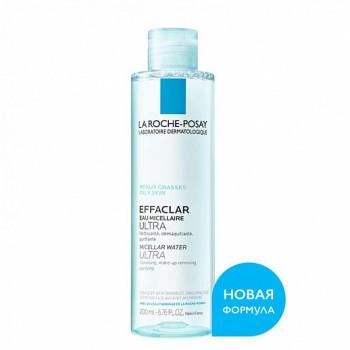 Мицеллярная вода Ultra La Roche-Posay Effaclar