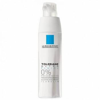 Эмульсия смягчающая для лица для аллергической кожи La Roche-Posay Toleriane Ultra Fluide