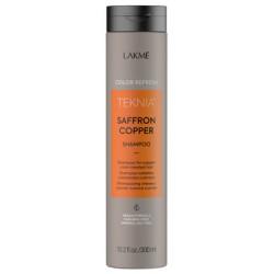 Шампунь для обновления цвета медных оттенков волос Teknia Refresh Saffron Copper