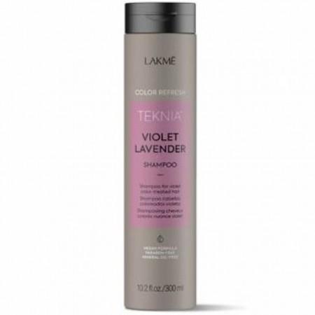 Освежающий шампунь для окрашенных в фиолетовый цвет волос