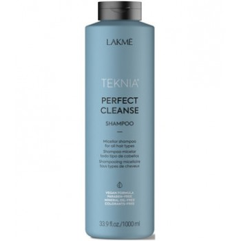 Шампунь для глубокой очистки волос для всех типов волос TEKNIA Perfect Cleanse