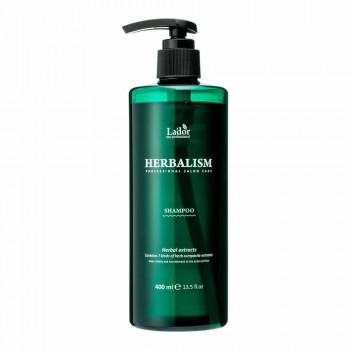 Слабокислотный травяной шампунь с аминокислотами La'dor Herbalism Shampoo