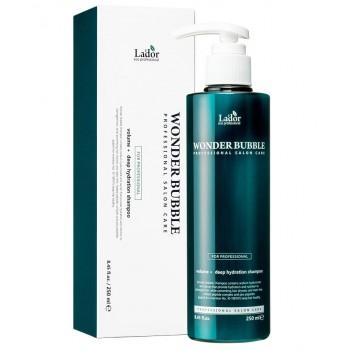 Увлажняющий шампунь для волос La'dor Wonder Bubble Shampoo