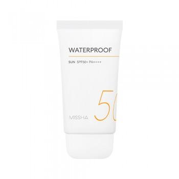 Солнцезащитный крем для лица MISSHA All Around Safe Block Waterproof Sun SPF50+/PA++++