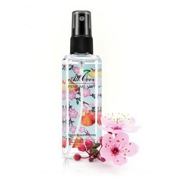 Парфюмированный спрей для тела MISSHA All Over Perfume Mist (Peach Blossom end Honey)