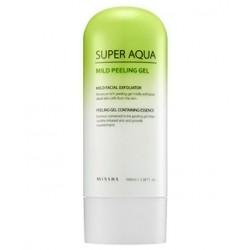 Отшелушивающий гель для лица MISSHA Super Aqua Mild Peeling Gel