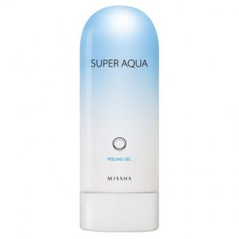 Отшелушивающий гель для лица MISSHA Super Aqua Peeling Gel
