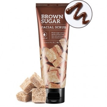 Скраб для лица MISSHA Brown Sugar Facial Scrub