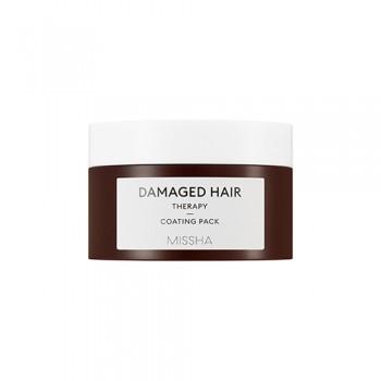 Маска для поврежденных волос MISSHA Damaged Hair Therapy Coating Pack