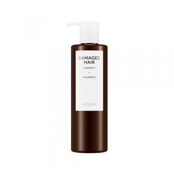 Шампунь для поврежденных волос MISSHA Damaged Hair Therapy Shampoo