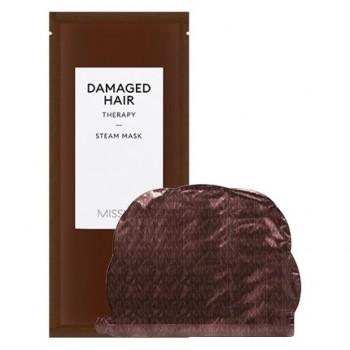 """Паровая"" маска для поврежденных волос MISSHA Damaged Hair Therapy Steam Mask"