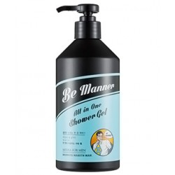 Гель для душа MISSHA For Men Be Manner All In One Shower Gel