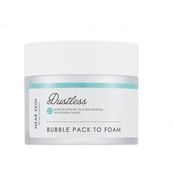 Очищающая маска-пенка для лица MISSHA Near Skin Dustless Bubble Pack To Foam