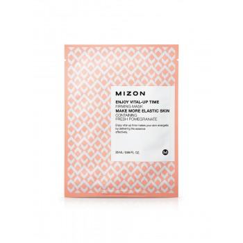 Укрепляющая тканевая маска для лица MIZON Enjoy Vital-Up Time Firming Mask
