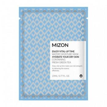 Увлажняющая тканевая маска для лица MIZON Enjoy Vital Up Time Watery Moisture Mask