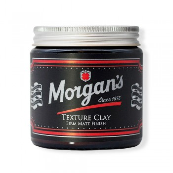 Текстурирующая глина Morgans Pomade для укладки