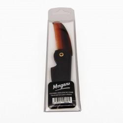 Складная расческа для усов Morgans Pomade