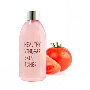Уксусный тонер с ферментированным экстрактом томата Real Skin