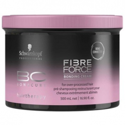 "Укрепляющая маска ""FIBRE FORCE"" (FORTIFYING MASK for over-processed hair)  Bonacure (Schwarzkopf Professional)"