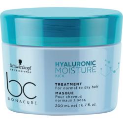 Маска для нормальных, сухих и вьющихся волос Интенсивное Увлажнение Moisture Kick Bonacure (Schwarzkopf Professional)