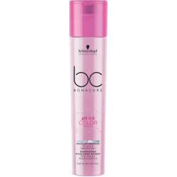 Шампунь для блондированных и седых волос Сияние Цвета Color Freeze Silver Shampoo Bonacure (Schwarzkopf Professional)