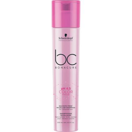 Безсульфатный шампунь для окрашенных волос Сияние Цвета Color Freeze
