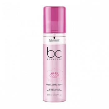 Спрей-кондиционер для окрашенных волос Сияние Цвета Color Freeze Bonacure (Schwarzkopf Professional)