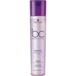 Мицеллярный шампунь для вьющихся и непослушных волос Keratin Smooth Perfect Bonacure