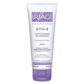 Гель для интимной гигиены  Gyn-8 успокаивающий Uriage