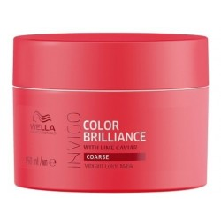 Маска для защиты цвета окрашенных жестких волос INVIGO Wella Professional