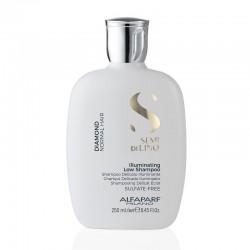 Шампунь для волос, придающий блеск SDL Diamond Illuminating Shampoo Alfaparf