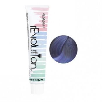 Крем для прямого окрашивания волос rEvolution Color Clear  фиолетовый Rich Purple Alfaparf