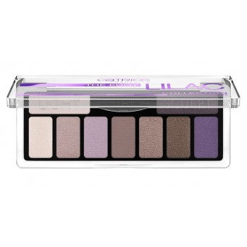 Палетка теней для век The Edgy Lilac Collection Eyeshadow Palette